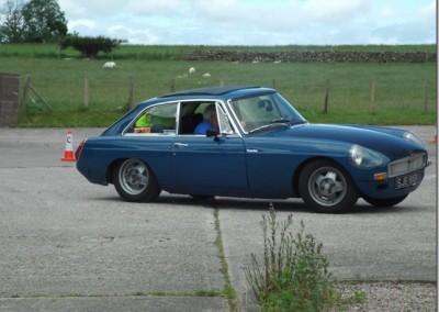 Owen Frankland's 1971 MGB GT